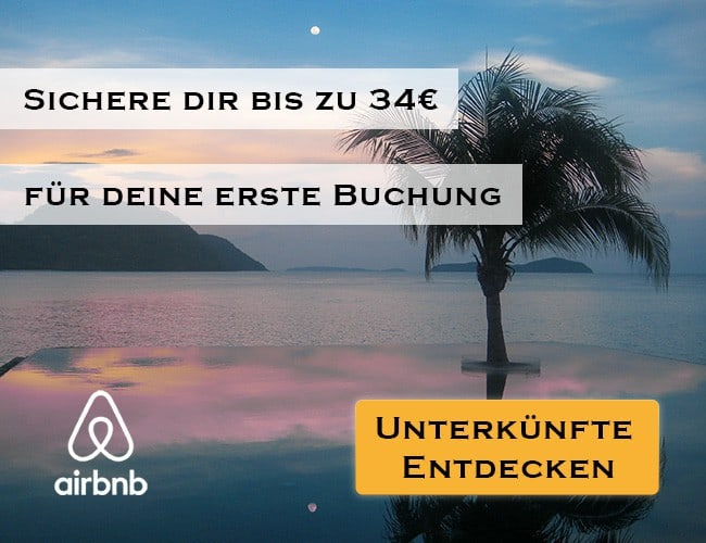 air-bnb Rabatt
