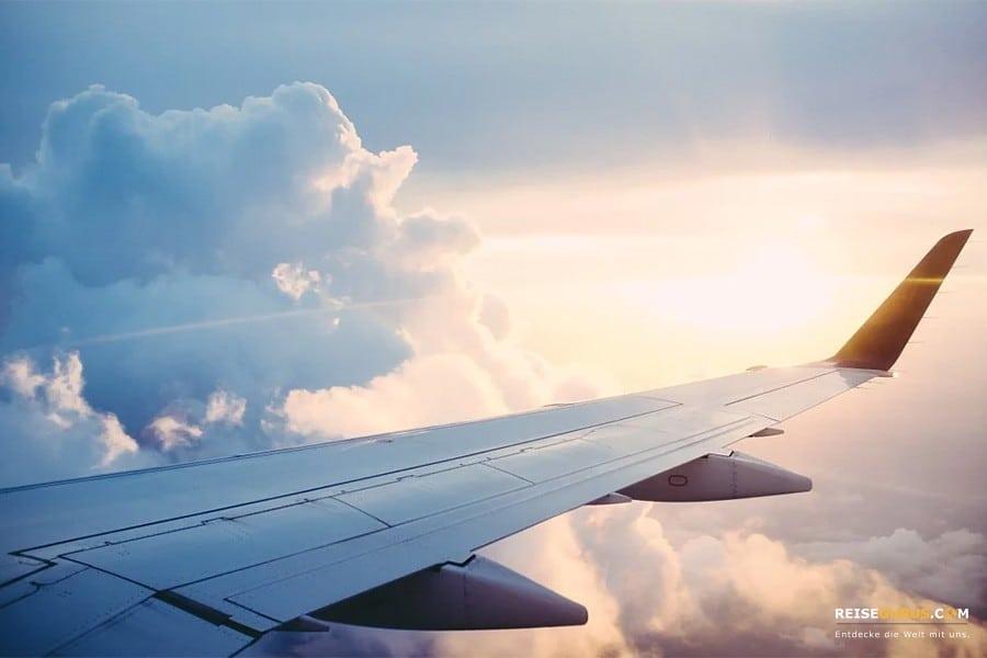 Anreise Türkei Flugzeug