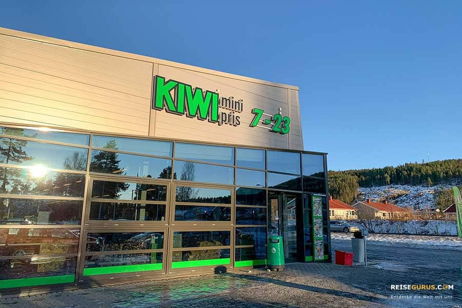 Kiwi-Einkaufen-Norwegen-