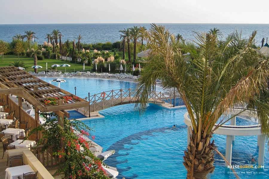 Hotel Unterkünfte Türkische Riviera