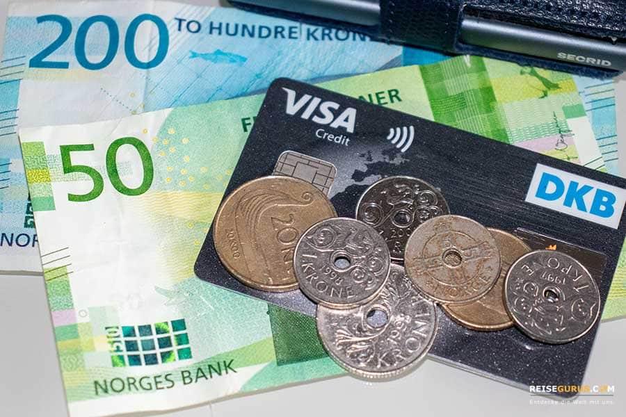 Einkaufen-in-Norwegen-bezahlen