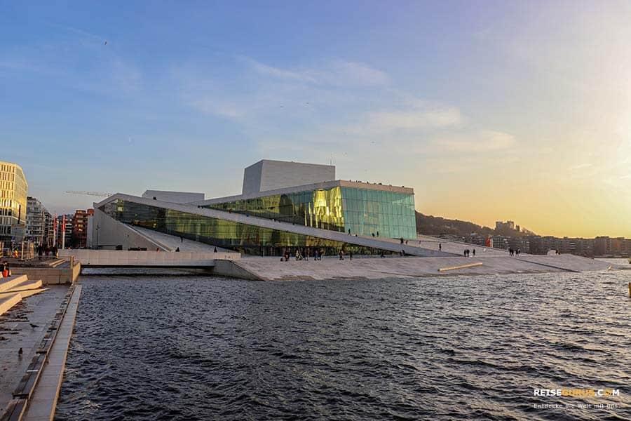 Opernhaus-Norwegen-Oslo