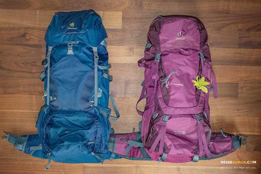 Reisepackliste-für-Backpacke-Rucksäcker