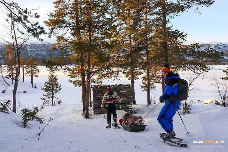 Schneeschuhwanderung-Beitostolen