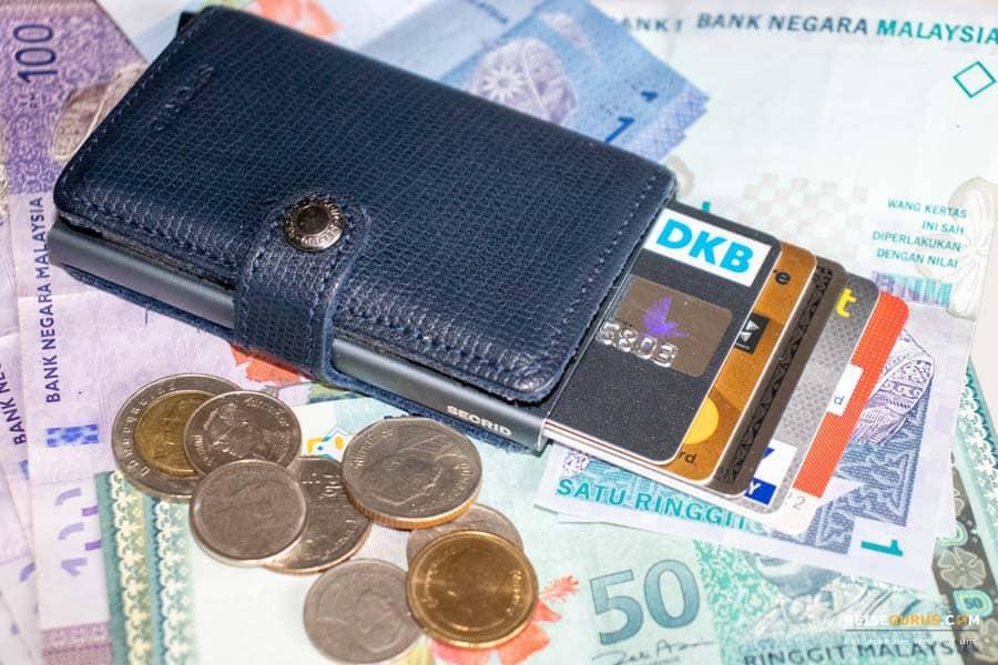 Kreditkartenschutz