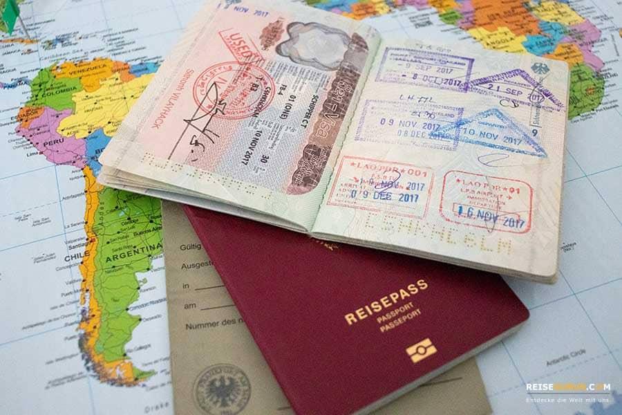 Türkei Visum Dokumente