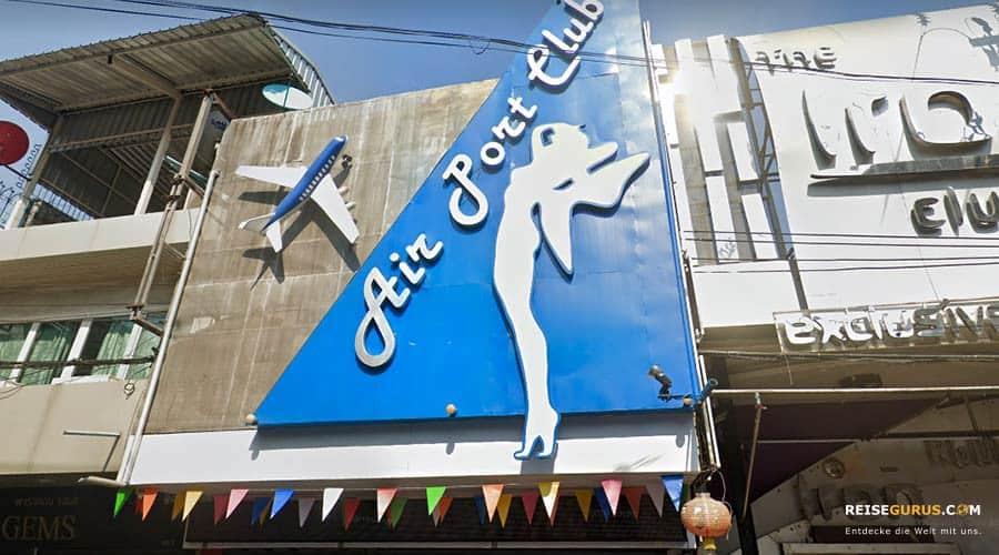 Go Go Bar Pattaya Walking Street