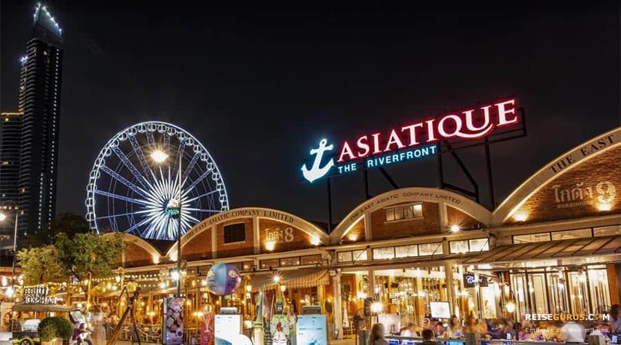 Asiatique The Riverfront Nachtmarkt