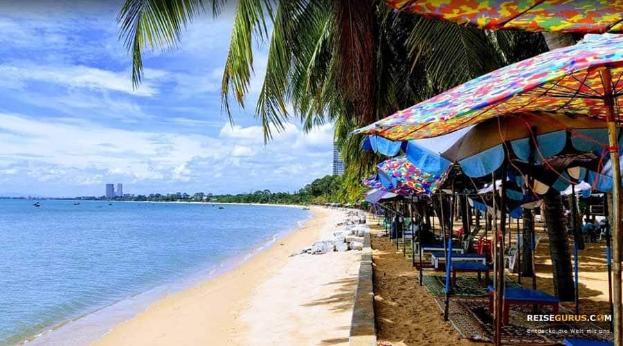 die beliebtesten Strände in Pattaya