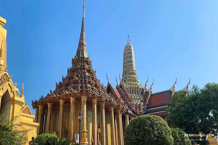 Bangkok Sehenswürdigkeiten Top 10