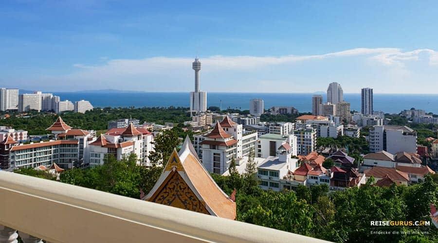 Big Buddha Hill Aussichtspunkt Pattaya