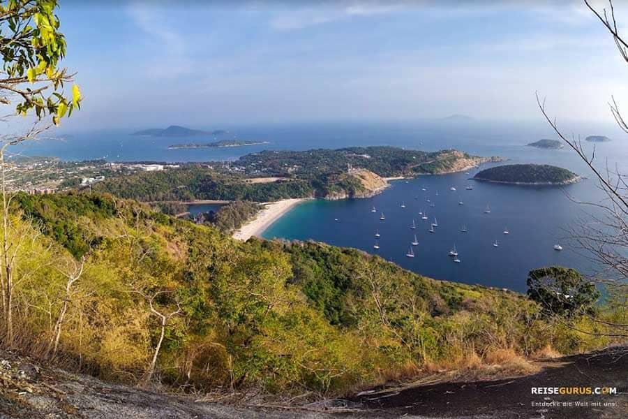 Phuket Aussichtspunkte