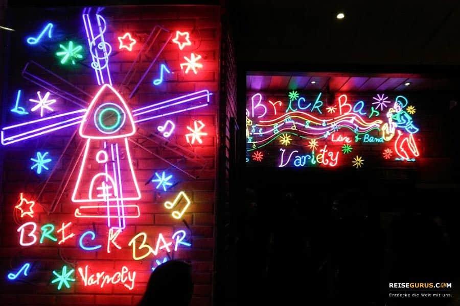 Khao San Road Brick Bar