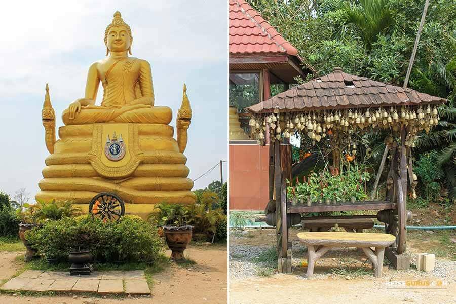 Buddha Figuren Phuket