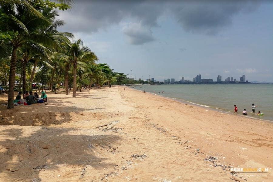 Top 10 Pattaya Strände