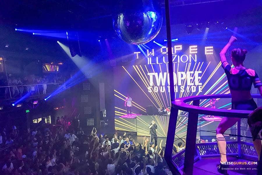 Illuzion Night-Club Phuket