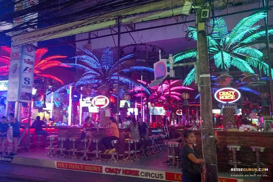Patong Go Go Bars