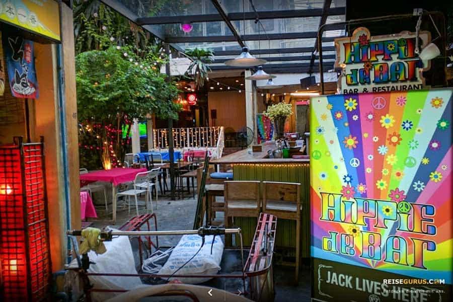 Khao San Road Hippie de Bar