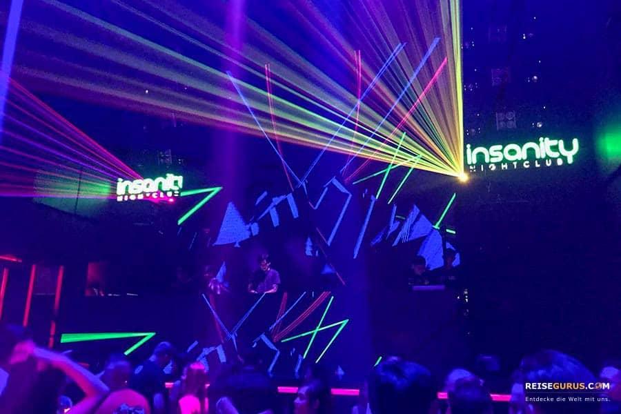 Insanity Night Club