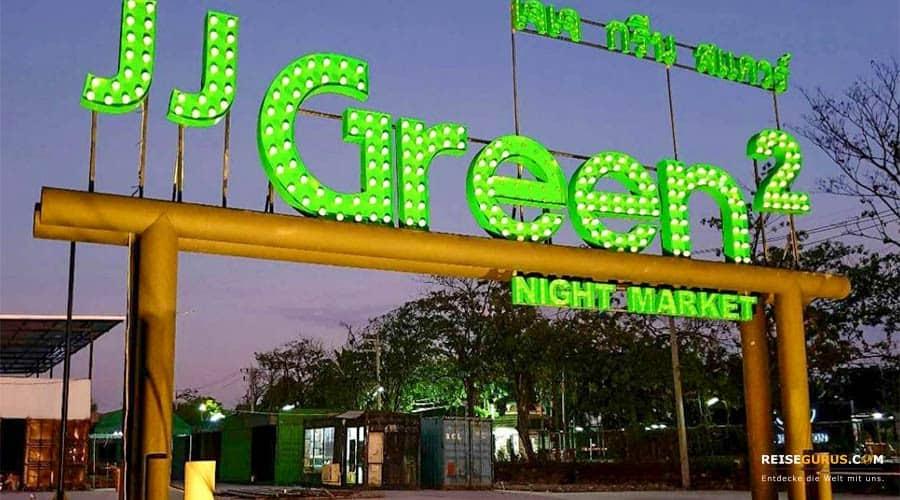 JJ Green Nachtmarkt Bangkok