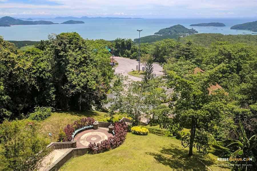 Aussichtspunkte Phuket