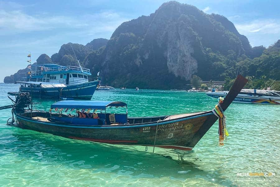 Tagestour Koh Phi Phi Inseln