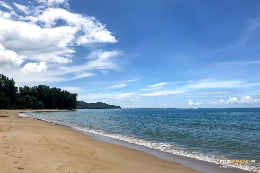 Strände auf Phuket im Norden