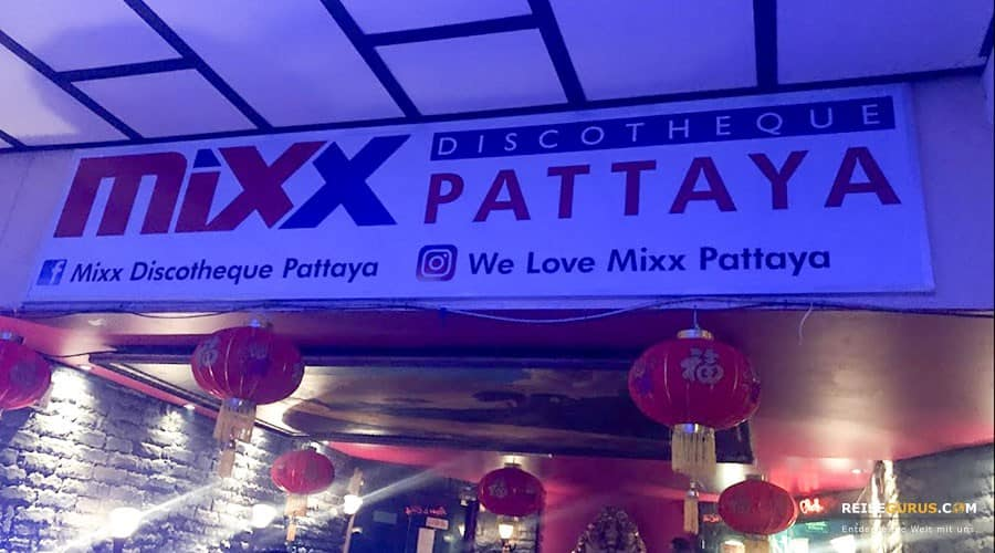 Walking Street Disco Clubs Pattaya