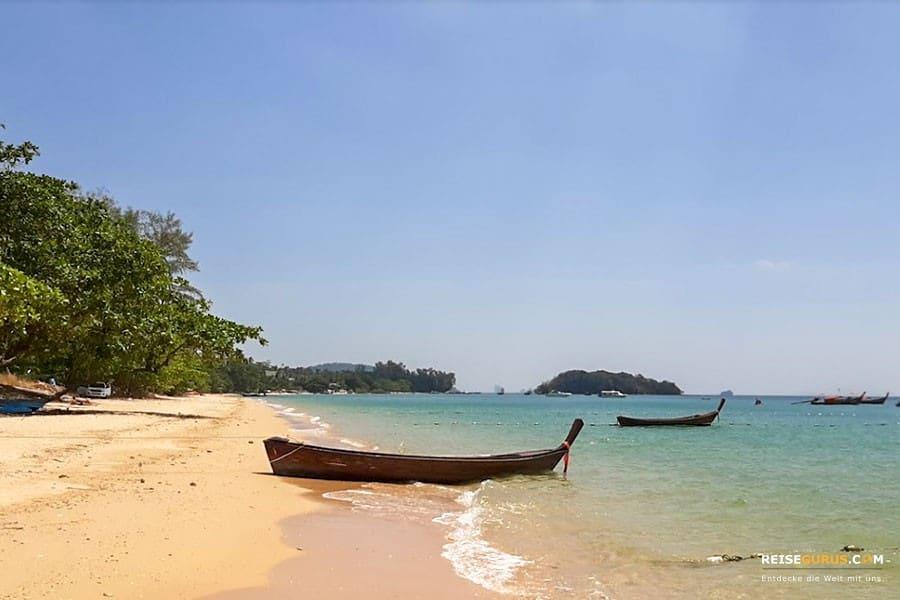 Strände auf Phuket Westküste