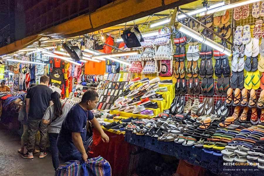 Patpong Nachtmarkt Erfahrungen