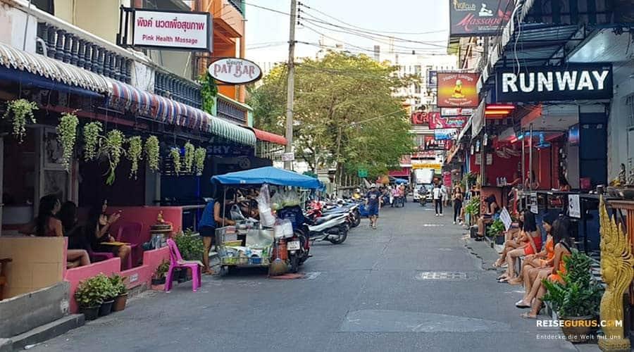 Happy Ending Massage Pattaya