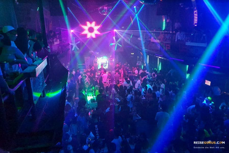 Top 7 Discos Pattaya Walingstreet