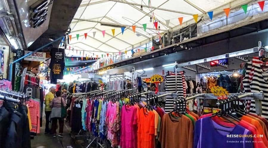 Pratunam Market Großhändler