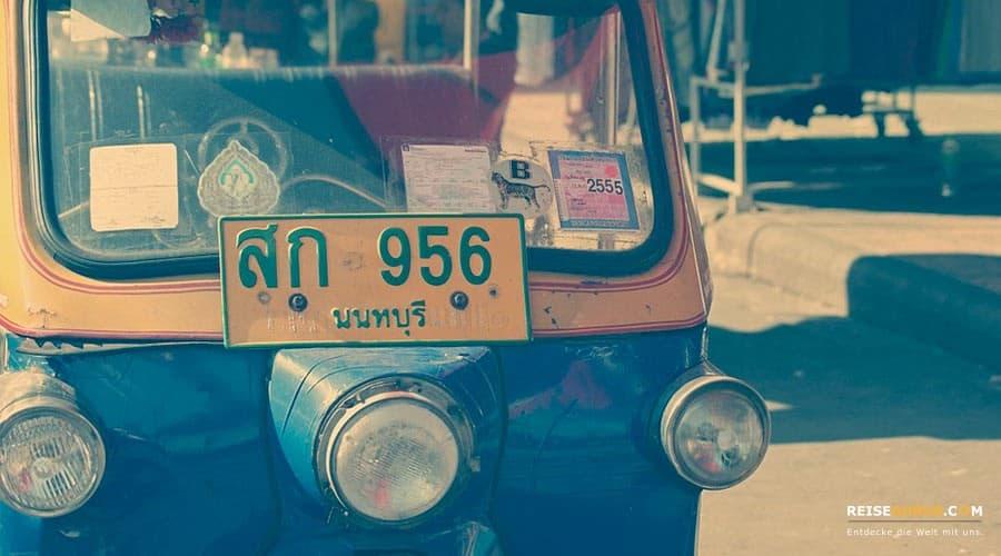 Taxi Pattaya