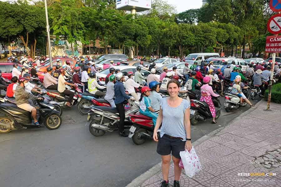Roller mieten in Thailand