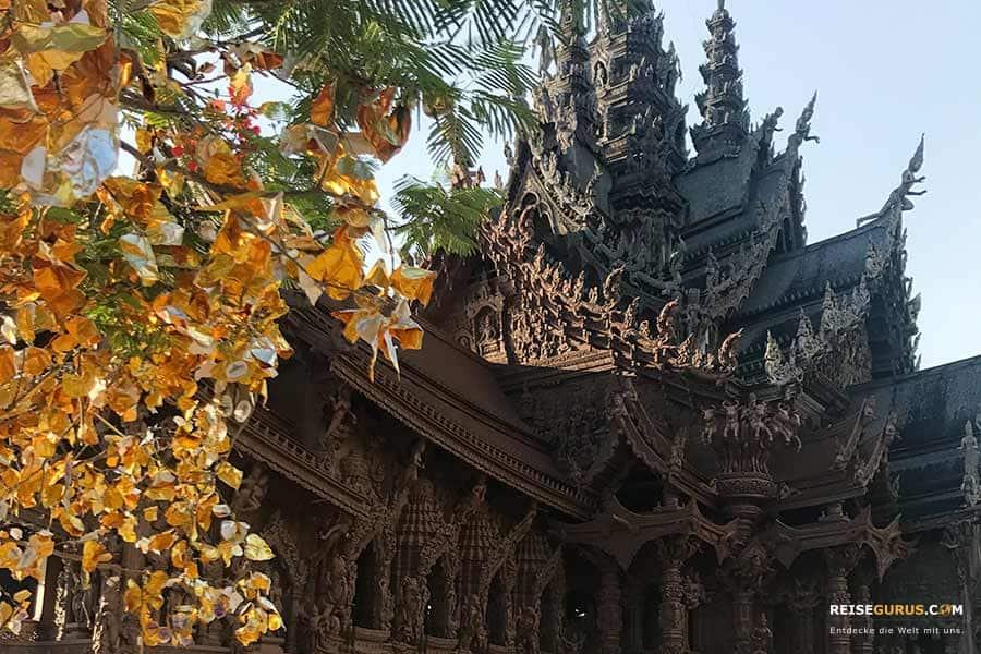 Sanctuary of Truth Tempel