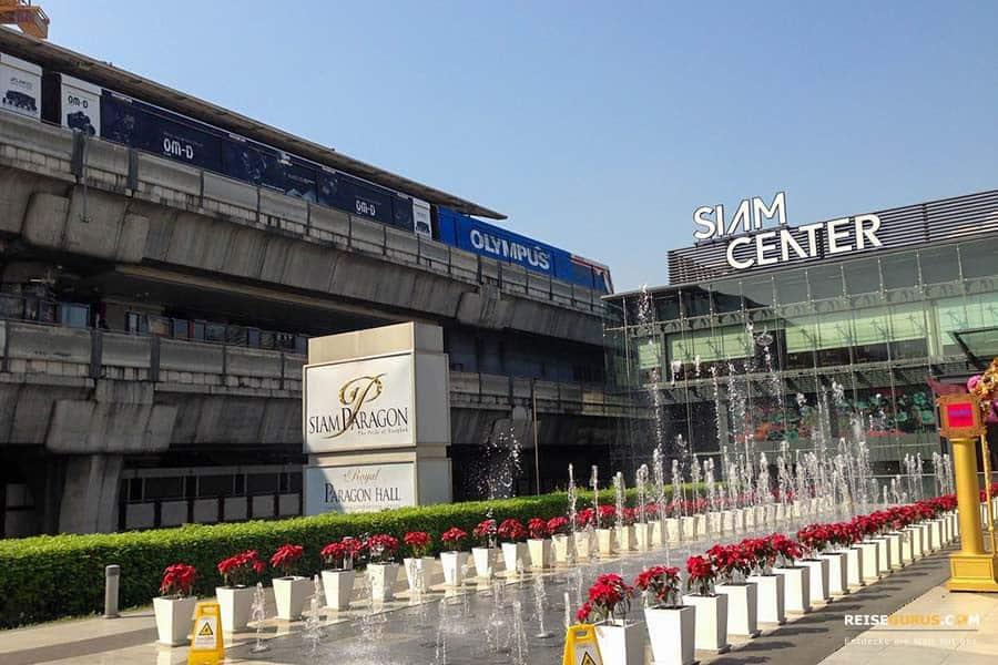 Siam Center Bangkok Adresse