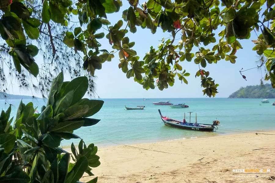 beliebtesten Strände auf Phuket
