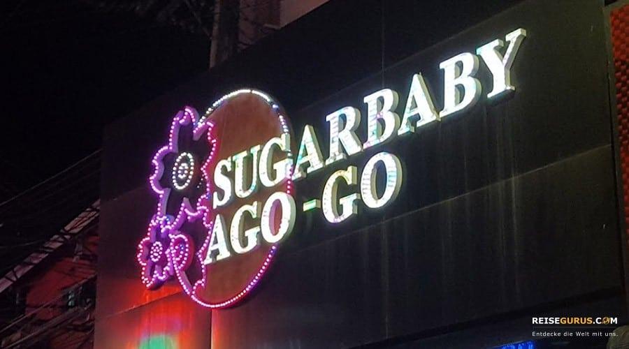 Go-Go Bars Pattaya Walking Street
