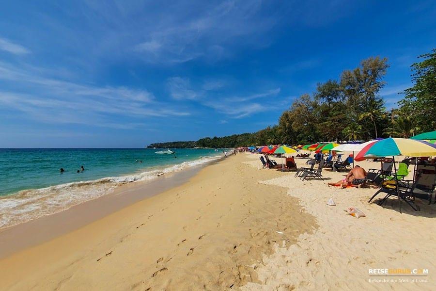 schönste Strand in Phuket