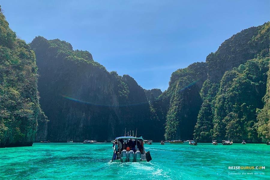 Top 7 Touren von Phuket