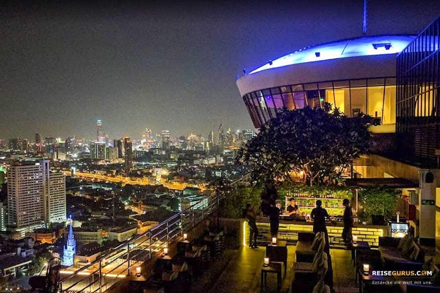 Sky Bar Bangkok Three Sixty