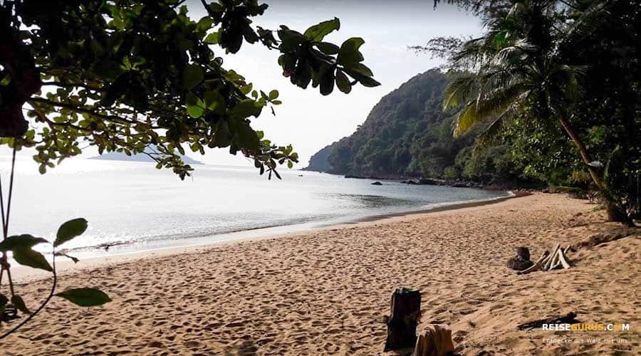 Dongtan Beach