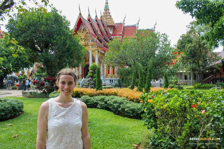 Wat Chalong Tempel Anlage