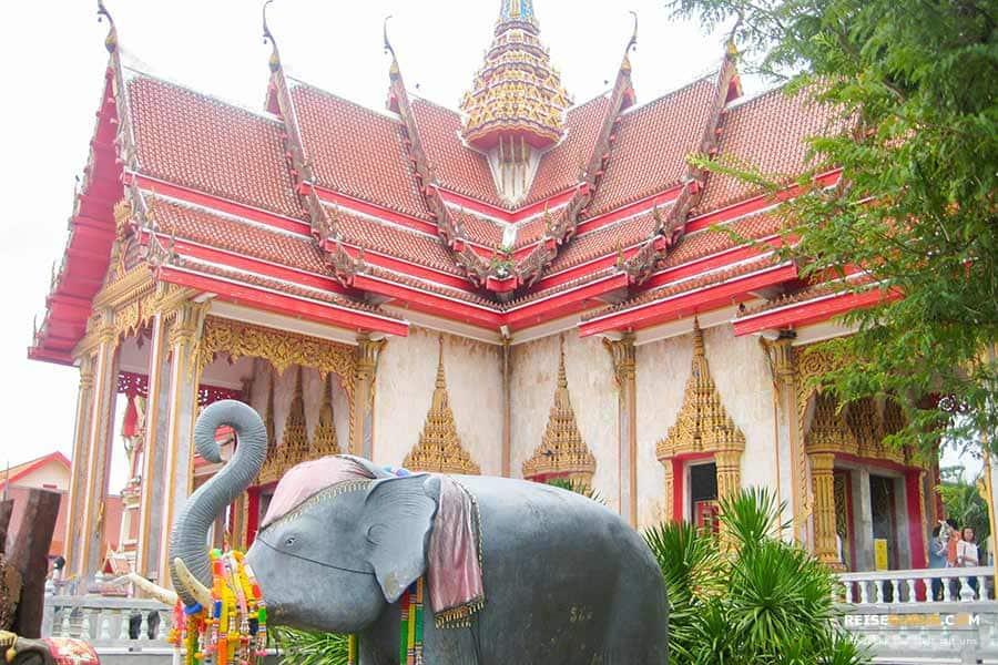 Wat Chalong Tempel
