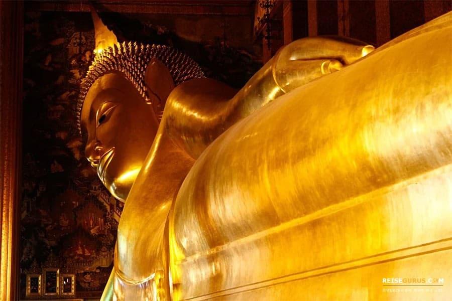Wat-Pho-Tempel in Bangkok