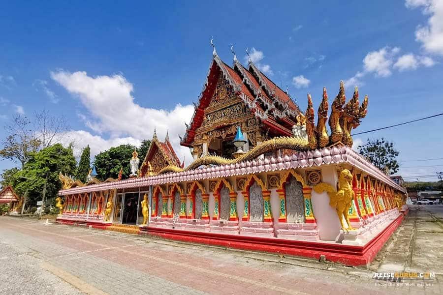 Die besten Tempel in Phuket