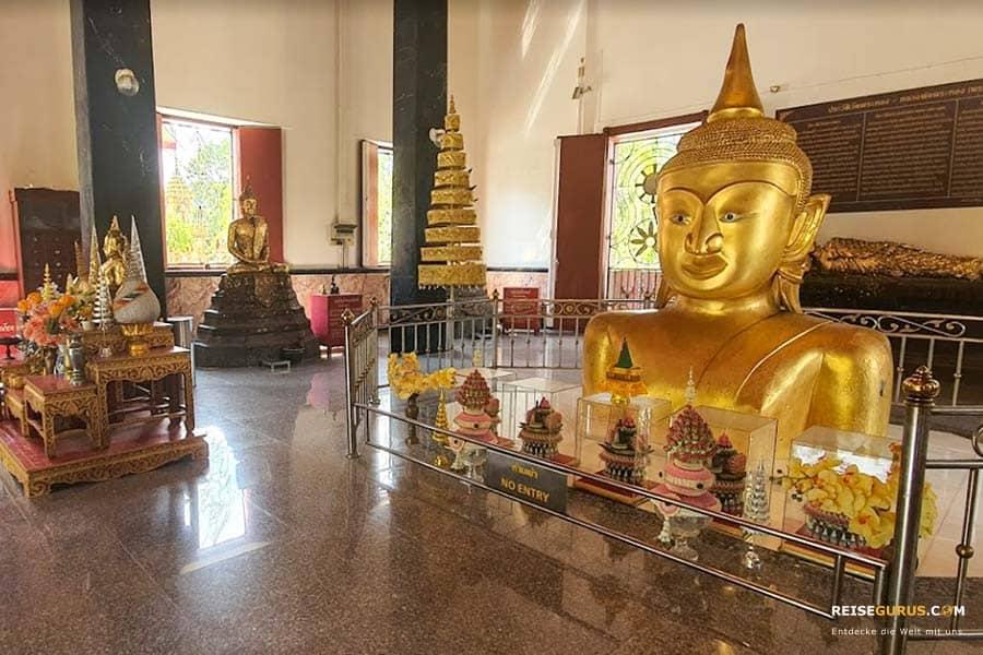 beliebte Tempel in Phuket