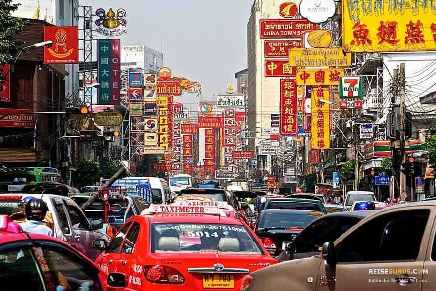 Sehenswürdigkeiten Bangkok Chinatown