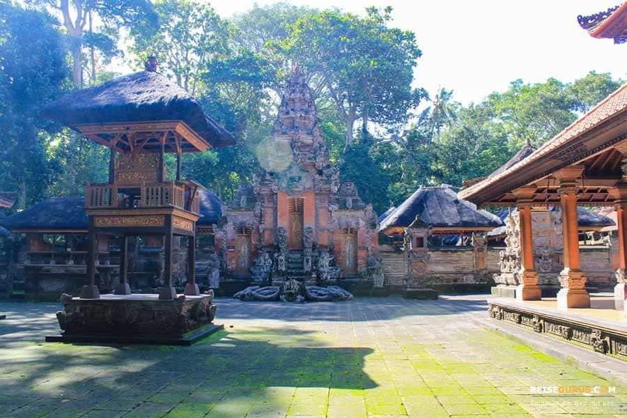 Monkey Forest in Ubud Öffnungszeiten